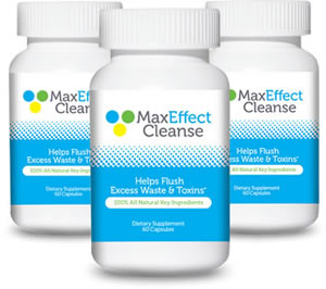 Max Effect Cleanse Bottles
