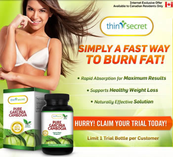 Get yourself a free trial of Thin Secret Garcinia Cambogia