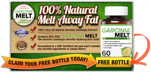 Garcinia Melt Special Offer Deal