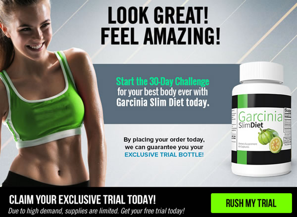Get Your Garcinia Slim Special Offer