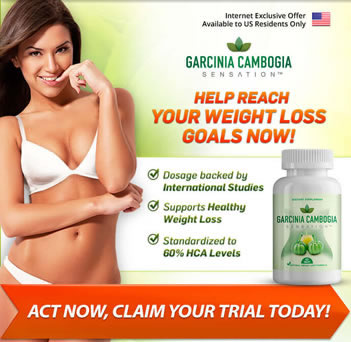 Garcinia Cambogia Sensation and White Kidney Bean Extract