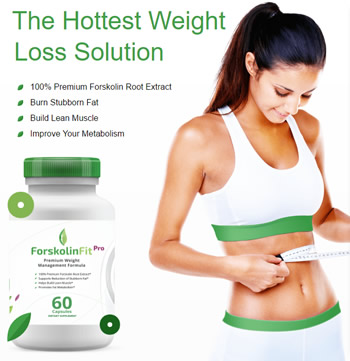 Get your Forskolin Fit Pro Free Trial Today