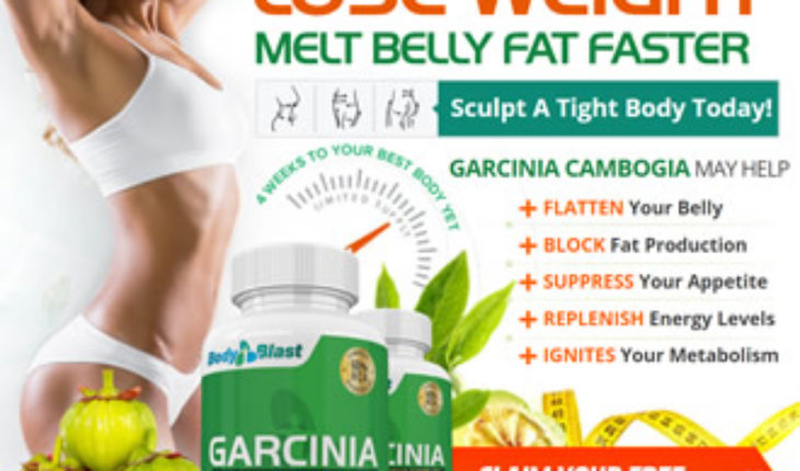 Get yourself a free trial of Garcinia Blast