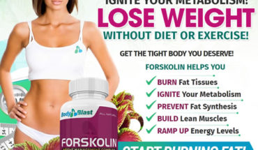 Forskolin BodyBlast Review - For Your Weight Loss Diet