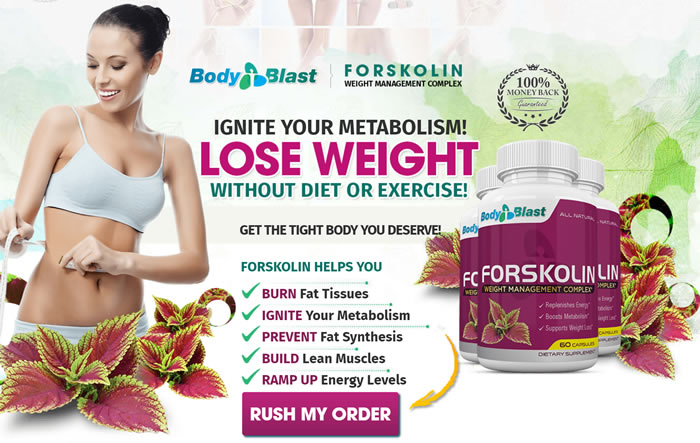 How to buy Forskolin BodyBlast