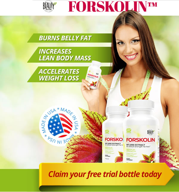 Forskolin Free Trial from Apex Belly Melt